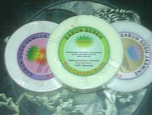 Herbal Soap (Non Caustic Soda) / Sabun Herbal