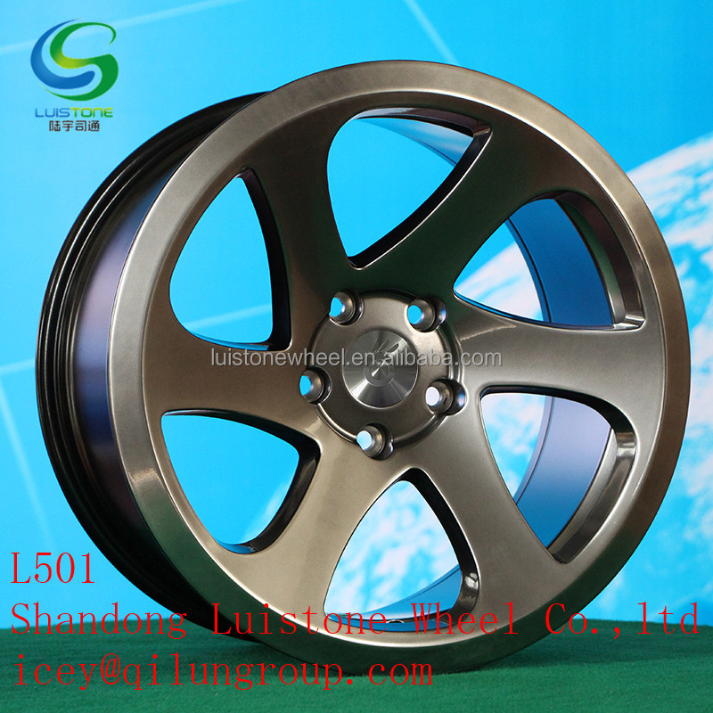 16 inch 17 inch 18 inch Luistone China factory replica alloy wheels for 3SDM L501