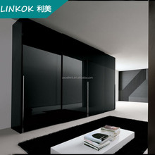 custom modern wall mounted bedroom furniture mdf wardrobes bedroom