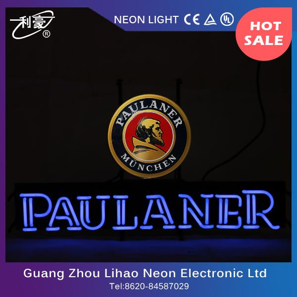 Plastic rings neon light with high quality