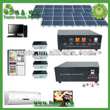 3kw solar generator for air conditioner,3000w solar air conditioner system