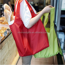Easy Carrying Eco-friendly Printed Custom Made Shopping Bags