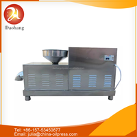 Stainless Steel Screw Peanut Sunflower Seeds Oil Extracting Machine
