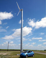 Farm home wind generator turbine low rpm 10KW small windmills