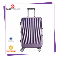 China wholesale cosmetic size and color aluminum frame suitcases
