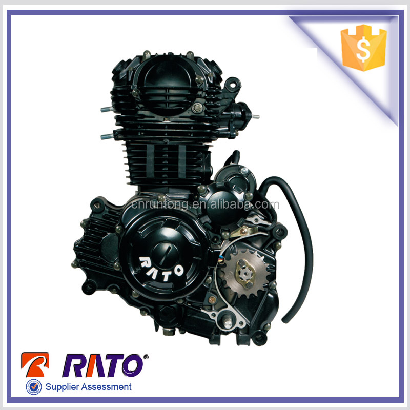 Made in China 200CC air-cold motorcycle engine
