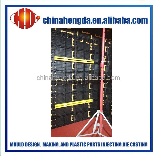 Concrete slab formwork for building construction