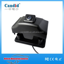2015 New 2.7inch Ambarella GPS G-sensor support 4 cameras 12v car video recorder