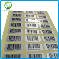 2015 adhesive labels hs code for labels sticker