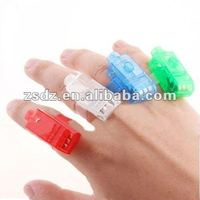 led finger keychain light