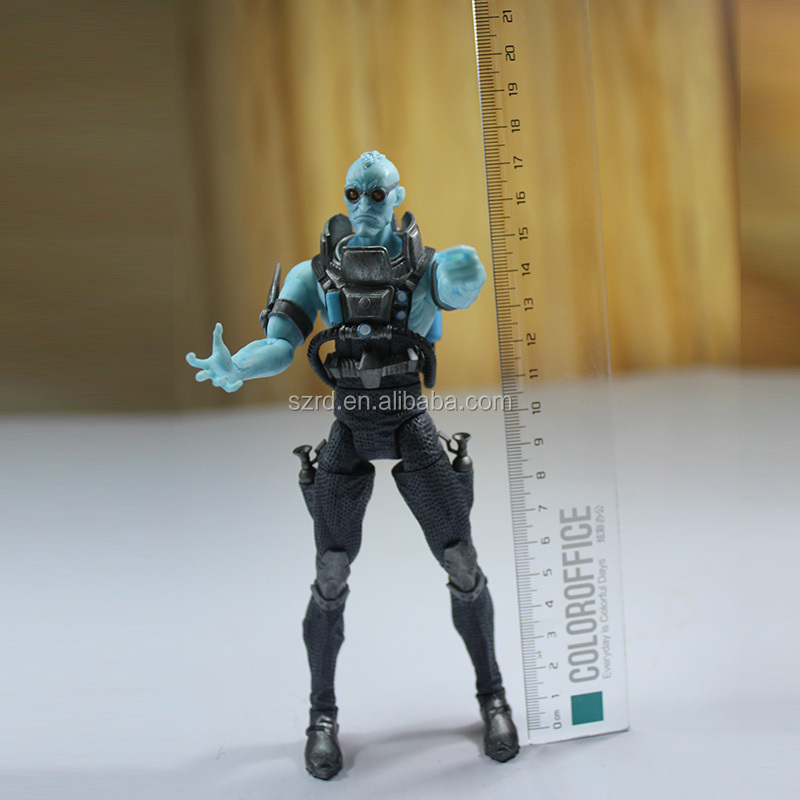 action figure dota /plastic figure high quality/plastic toy soldiers