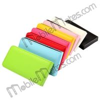 Cheap for iPhone 5C Case Smooth Surface Vertical Flip PC + Leather Case For iPhone 5C With Magenic Buckle