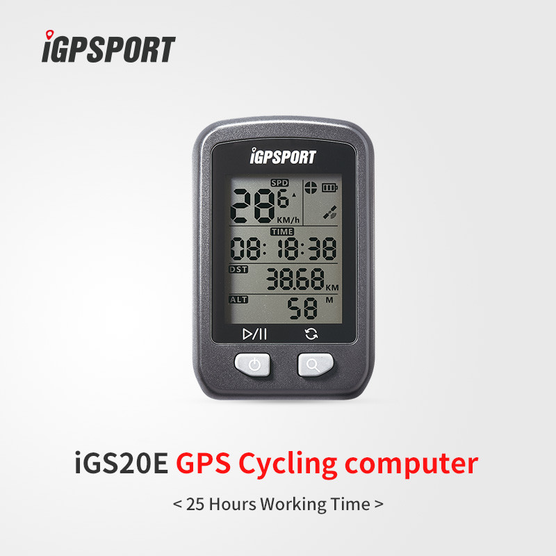 GPS Wireless Cycle Monitor Computer Bike Speedometer Bicycle Computer Altimeter