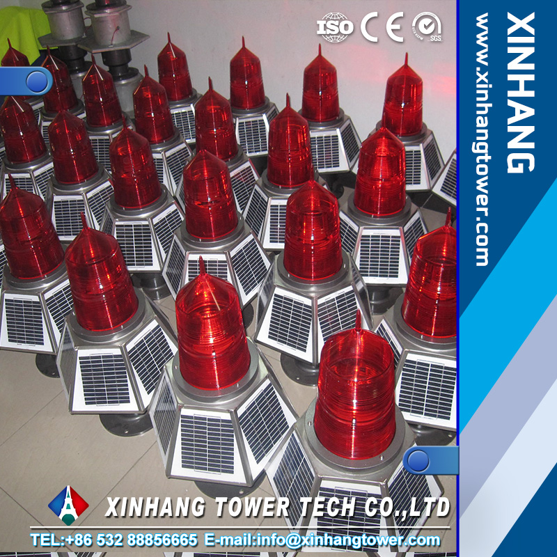 XH-75 50w 150w explosion proof led obstruction light and halogen aviation warning light for high building