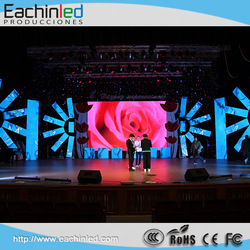 Giant P5.95 LED Display Screen With An Energy More Efficiency Power Supply Than A Digital Score LED Display Board