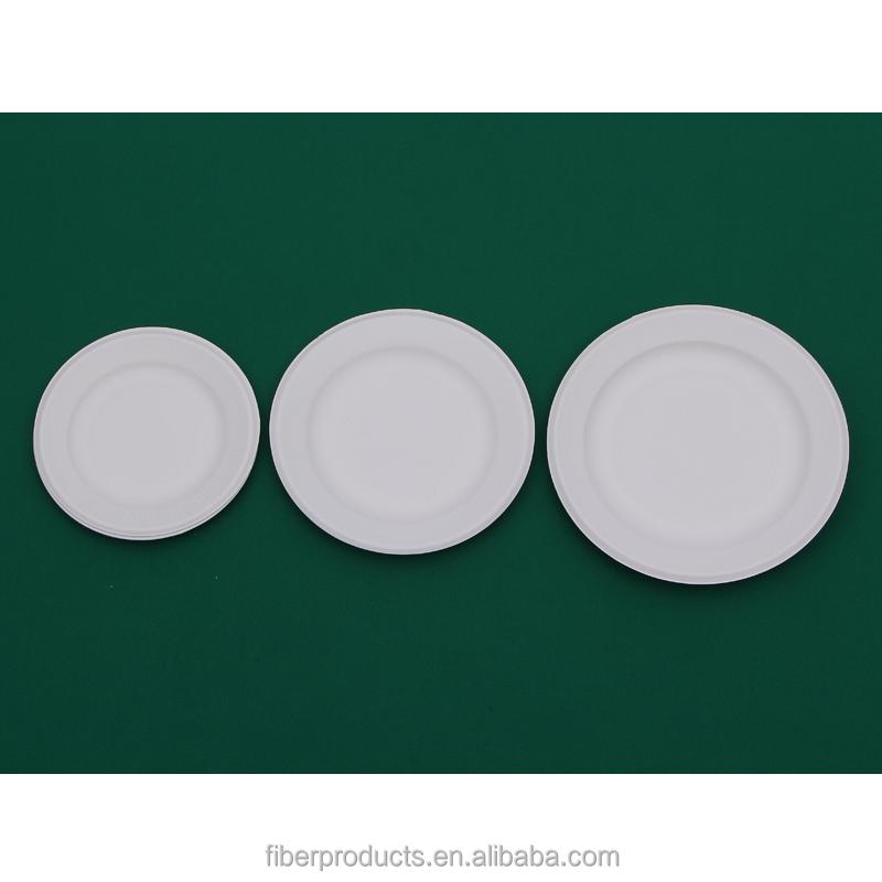 Biodegradable Paper Plates 8 Inch Lace Paper Plates 8