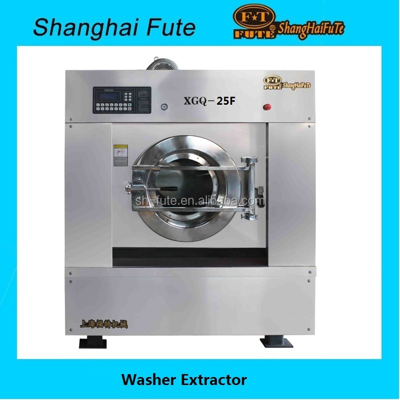 25kg industrial laundry equipment,commercial laundry washing machine