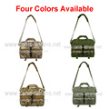 4 Colors Camouflage tactical holdall shoulder notebook bag military laptop army patrol computer back pack CL5-0046