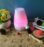 mini potable ultrasonic scent fogger nozzles aroma diffuser