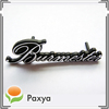 Customized Aluminum Extrusion Metal Logo Labels