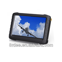 5.8GHz 5.0 inch Battery Powered Wireless Mini Portable FPV DVR Lcd Monitor