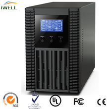 IWELL 2KVA built-in battery model for laptop computer High Frequency Online UPS