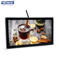 Network publishing management advertising display frames 4k google media player android digital signage player