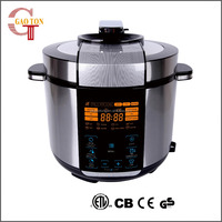USA multi function electric pressure cooker