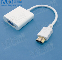 1080P HDMI to VGA adapter converter cable without audio