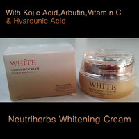 Professional Formula Herbal Skin Care Bleaching Cream Skin Whitening For Black Skin