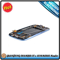 Hot sale lcd monitor spare parts for samsung galaxy s3 i9300