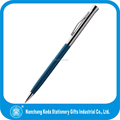 slim ballpoint personalized pen promotional monogrammed pens printed printing pens imprinted