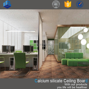 Waterproof Paint Calcium Silicate False Ceiling Tile