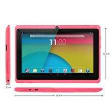 7 inch Q88 Tablet pc Quad core Android 4.4 A23 Update A33 free shipping