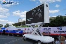 Eastar outdoor travelling advertising display
