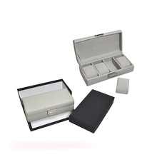 Simple Style High Quality Pu Leather Packaging Watch Box