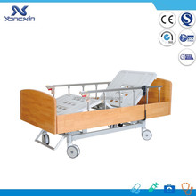 YXZ-C-008 3 functions home nursing bed with Lifting tripod