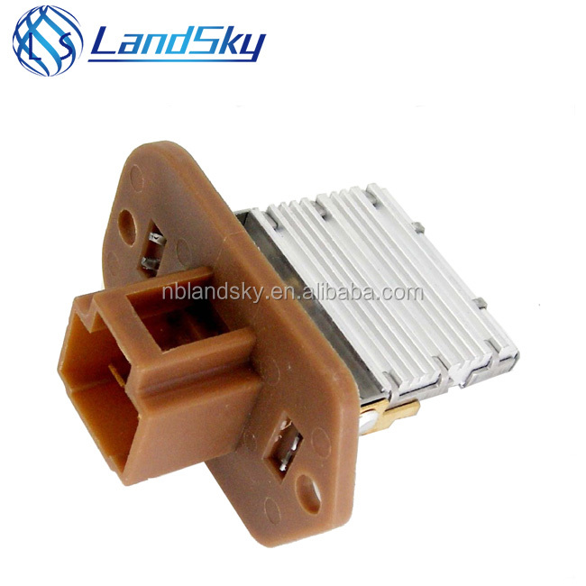 LandSky hyundai air conditioning heater blower motor resistor speed control module regulator pack repair buy 97907-2B000