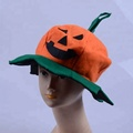 Fancy Pumpkin Hat for Halloween events