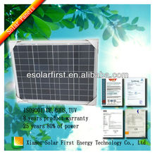 LOW price solar panel kit 280W Polycrystalline Solar Panel With Hight Quality Make By Chinese Manufacturers