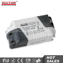 High efficiency constant current 700ma 9w led driver