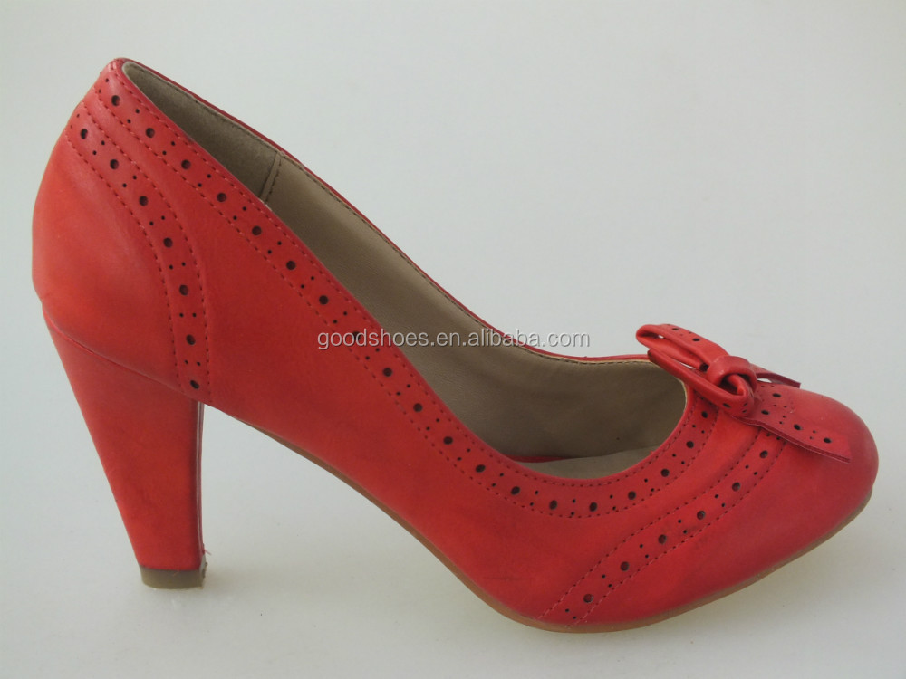 fashion formal lady dress shoes