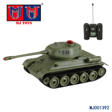 Hot new products plastic mini rc tank tracks, funny remote control tank for kid