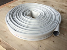 synthetic rubber fire hose