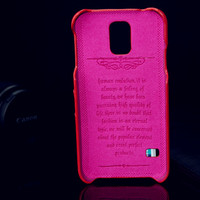 back case for samsung galaxy s5/i9600 flip smart i9600 cover wholesale Alligator Crocodile leather pu wholesale 2014