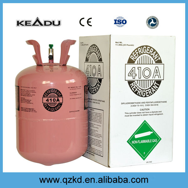 2017 hot sale chemical refrigerant r410a good price