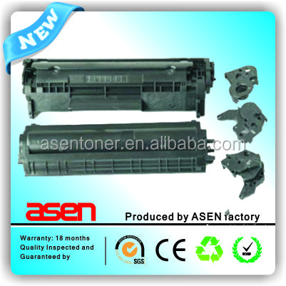 empty toner cartridge for hp
