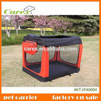 Hot sale folding pet dog crate