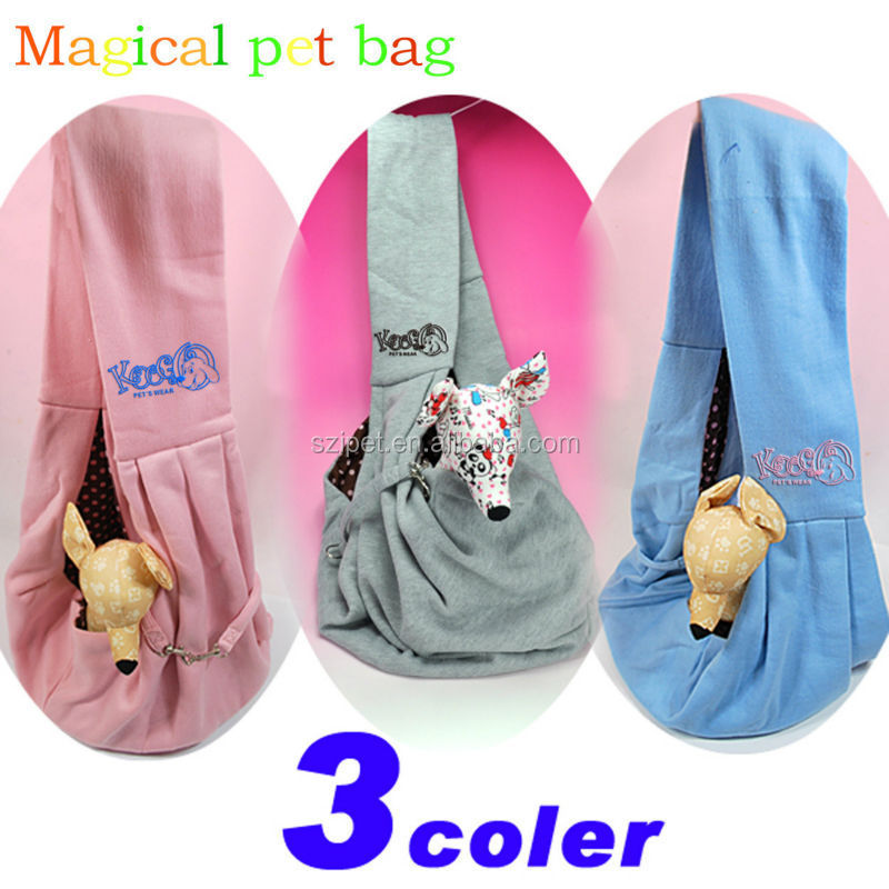 Cute pet shopping bag, pet carrier bag, pet carry bag IPT-PB10