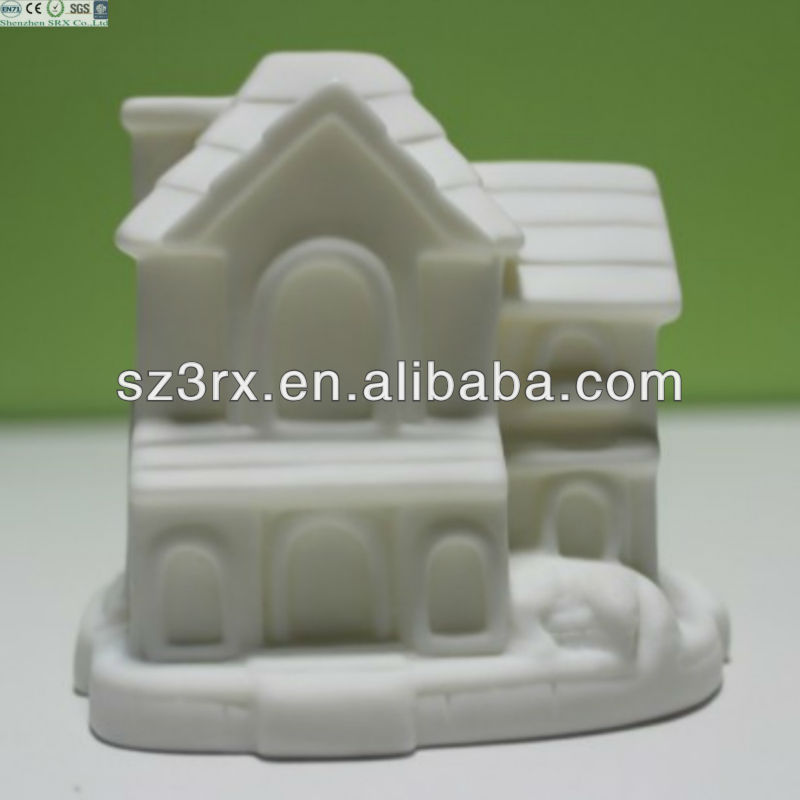 Indoor & outdoor Play house/Baby Plastic house/DIY painting house for kids